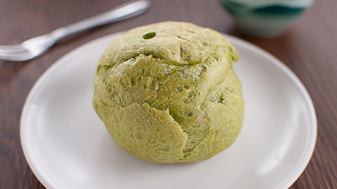抹茶 もこ 宇治 宇治抹茶クリームのまっちゃもこ(セブンイレブン)を食べてみた
